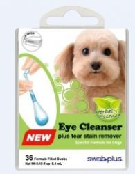 Dog Eye Cleanser Swab