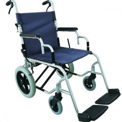 Aluminium Nursing Wheelchair Bz02