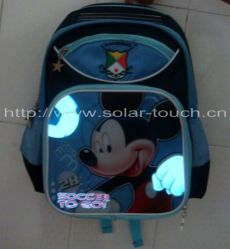 Solar Lec School Bag Stl001