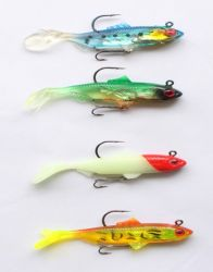 Soft Lure Swim Bait