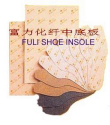 Shoe Material,chemical Fibre Insole,insole
