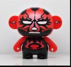 Mini Computer Speaker(red Mask)