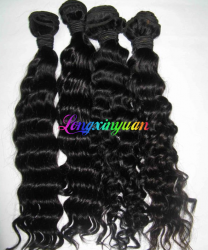 18 Inches All Styles Brazilian Hair Weaving Hair