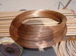 Beryllium Copper Wires C17300