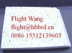 Mineral Fiber Wool Ceiling Board