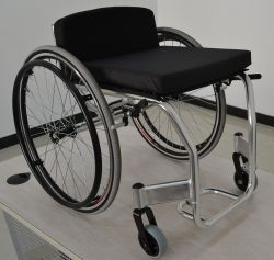 Aluminum Sports Wheelchair Y01b