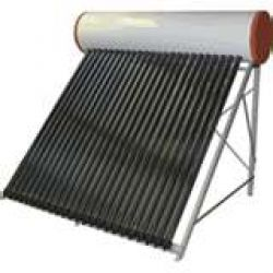 Pressurized Solar Energy Water Heater