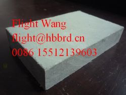 No Asbestos Fiber Cement Board Panel Wall Board