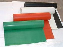 Colorful Insulation Rubber Sheet