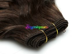 18 Inches 1b# Brazilian Hair Extension Hair