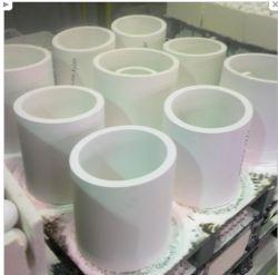 Alumina Ceramic Lining Pipe Cylinder