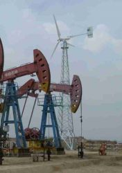 25kw Wind Turbine With Tail Vane