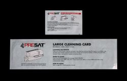 Presat Larget Cleaning Kits 105912-913