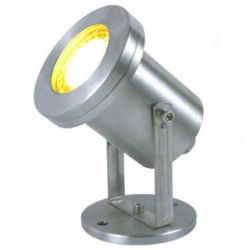 3*1w Led Underwater Light Stainless Steel Light