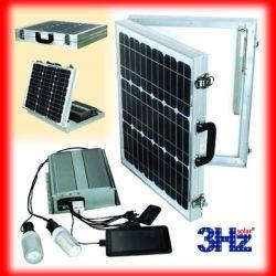 40w Portable Folding Solar System