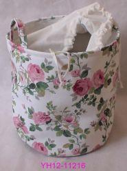 Canvas Folding Storage/basket/laundry