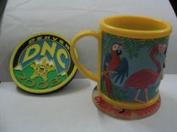 3d Soft Pvc Mug