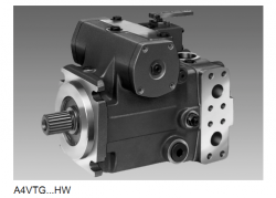 Rexroth A4vtg71 Hydraulic Pump