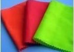 Fluorescent Red Waterproof Textile Fabric