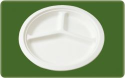 Unbleached Pulp Tableware