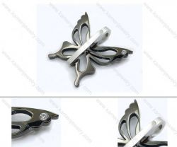 Kamen Stainless Steel Cutting Butterfly Pendants