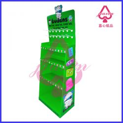 Pop Cardboard Display For Stationery