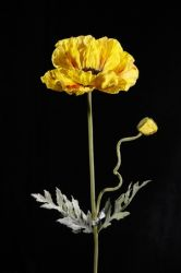 Artificial Poppy Flower
