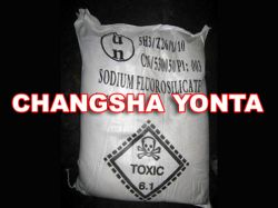 Sodium Silicofluoride, Na2sif6,99.0%min / 99.53%mi