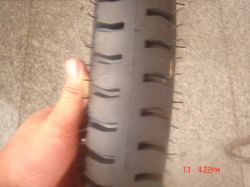 Motorcycle Tire3.00-17 Rear