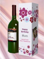 Fashion Carton Wine Box
