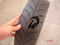 Tubeless Motorcycle Tire 120/70-12