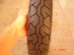 Motorcycle Tire4.00-12