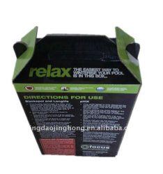 Carton Box With Handle