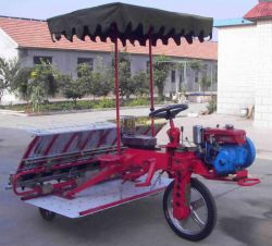 Manufacture Of Paddy Rice Transplanter