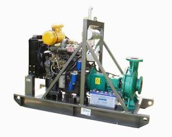 Diesel Water Pump Unit For Agriculture