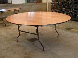 Banquet Folding Table,plywood Table,event Table
