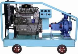 Diesel Water Pump Set For Agricultral Irrigation
