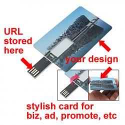Url Autorun Usb Webkey For Business Marketing, Ad