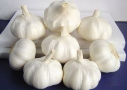 Jinxiang Fresh White Garlic - 1kg/bag