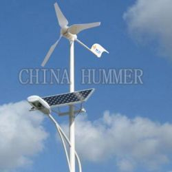 Wind-solar Hybrid Street Lamp System