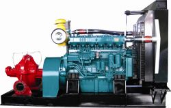 High Pressure Fire Fighting Water Pump Set