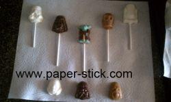 Paper Cake Pops Stick, Cake Pops Paper Stick