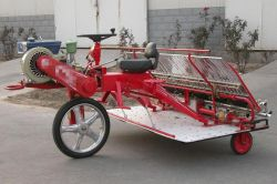 Paddy Rice Transplanting Machine
