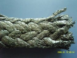 Outside Crocheted Inconel Graphite Packing