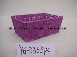 Plastic Basket For Fruit