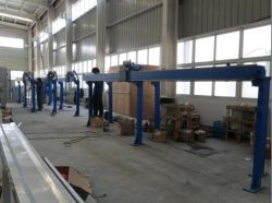 Simplex And Duplex Cable Sheathing Line