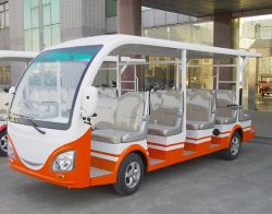 14-seat Electric Sightseeing Bus