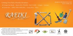 Wuxi Rafiki Tools Co.,ltd