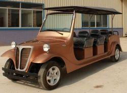 8-seat Electric Retro Car