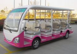 11-seat Electric Sightseeing Bus